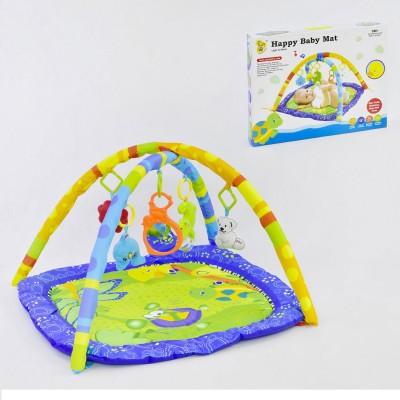 Детский развивающий коврик D 076