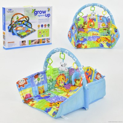 Детский развивающий коврик D 103
