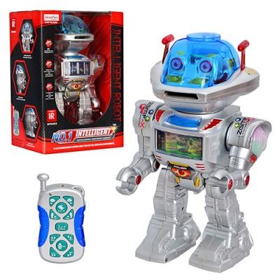Робот интерактивный на управлении 0908