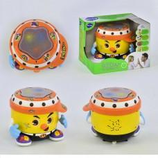 Развивающая игрушка Зажигательный барабан 6107