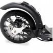 Двухколесный самокат с дисковым тормозом Maraton GMC Черный