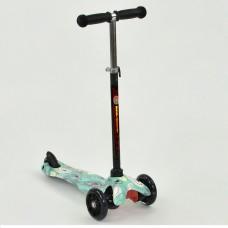 Детский трехколесный самокат Mini 1206 Best Scooter