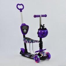 Детский трехколесный самокат 5в1 Best Scooter 19870