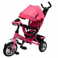 Детский трехколесный велосипед TILLY STORM T-349 Розовый