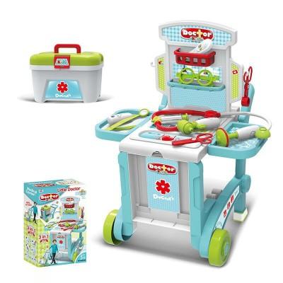 Детский игровой набор Доктора 3в1 008-929