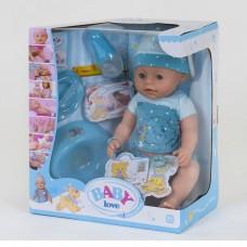 Кукла пупс BL014A Baby born