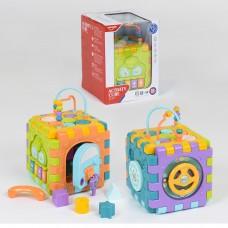 Развивающий игровой куб 0527