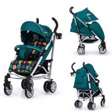 Детская коляска прогулочная CARRELLO Allegro CRL-10101/1 Monster Green в льне