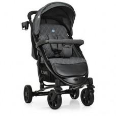 Детская прогулочная коляска ME 1011L ZETA Denim Gray