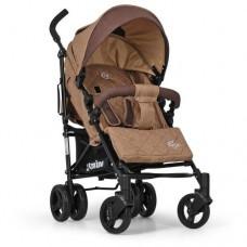 Детская прогулочная коляска-трость ME 1013L RUSH Sand