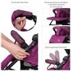 Детская прогулочная коляска-трость ME 1013L RUSH Ultra Violet