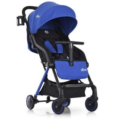 Детская прогулочная коляска ME 1036 MIMI Indigo