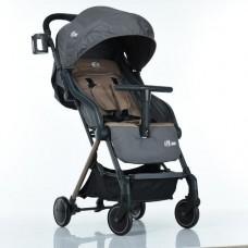 Детская прогулочная коляска ME 1036 MIMI Sand