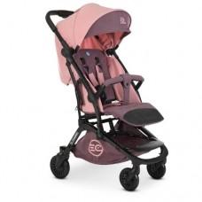 Детская прогулочная коляска ME 1040L ZIGZAG Dust Pink