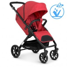 Детская прогулочная коляска ME 1053-2 DYNAMIC Crimson