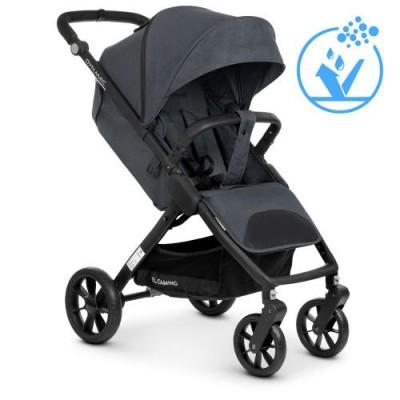 Детская прогулочная коляска ME 1053-2 DYNAMIC Dark Grey