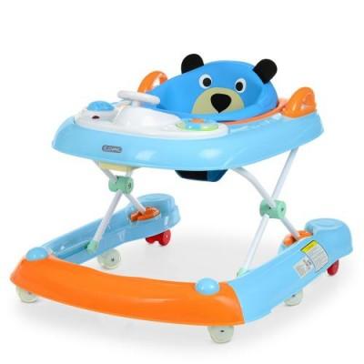 Детские ходунки ME 1055 BEAR Blue