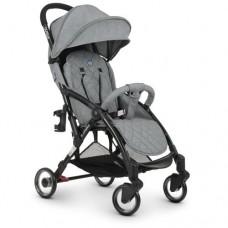Детская прогулочная коляска ME 1058 WISH Gray