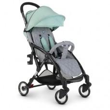 Детская прогулочная коляска ME 1058 WISH Mint Gray