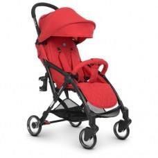 Детская прогулочная коляска ME 1058 WISH Red