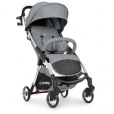 Детская прогулочная коляска ME 1059 MILLY Fog Grey