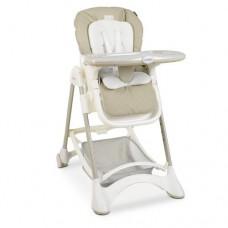 Детский стульчик для кормления ME 1066 OSCAR Beige