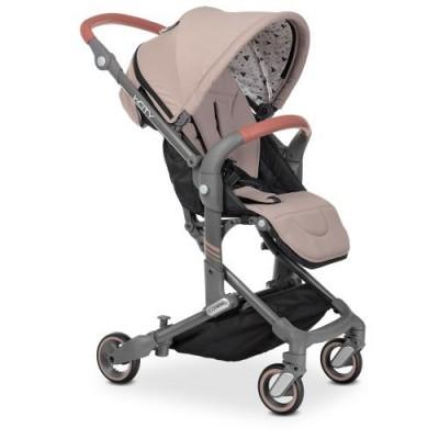 Детская прогулочная коляска ME 1068 INCITY Beige