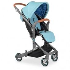 Детская прогулочная коляска ME 1068 INCITY Pale Blue