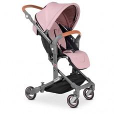 Детская прогулочная коляска ME 1068 INCITY Pale Pink