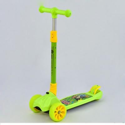 Детский трехколесный самокат Best Scooter 11220