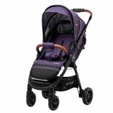 Детская прогулочная коляска CARRELLO Eclipse CRL-12001 Plum Purple в льне + дождевик