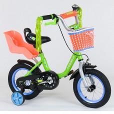 Детский двухколесный велосипед Corso 1204 12 дюймов