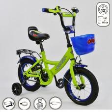 Детский двухколесный велосипед Corso G-12042 12 дюймов