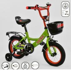 Детский двухколесный велосипед Corso G-12517 12 дюймов