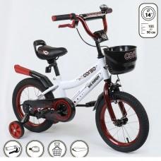 Детский двухколесный велосипед Corso R-14081 14 дюймов