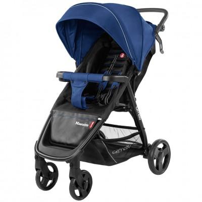 Детская коляска прогулочная CARRELLO Maestro CRL-1414 Orient Blue + дождевик