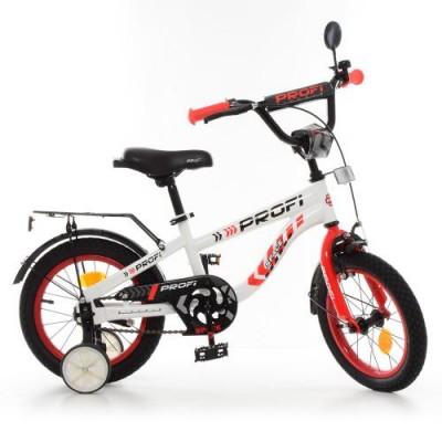 Детский двухколесный велосипед PROF1 T14154 Space 14 дюймов