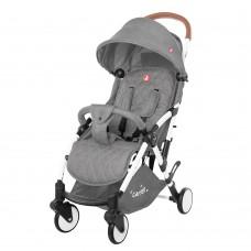 Детская прогулочная коляска CARRELLO Pilot CRL-1418 Shadow Grey с дождевиком