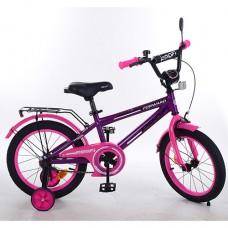 Детский двухколесный велосипед PROF1 Rorward T1877 18 дюймов