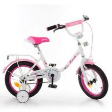 Детский двухколесный велосипед Y1485 Profi Flower 14 дюймов