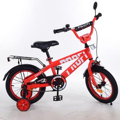Детский двухколесный велосипед PROF1 Flash T16171 16 дюймов