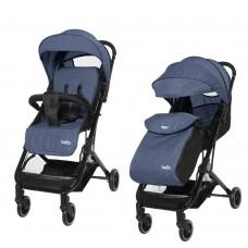 Детская прогулочная коляска Tilly Bella T-163 Sky Blue + дождевик