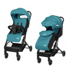 Детская прогулочная коляска Tilly Bella T-163 Pear Green + дождевик