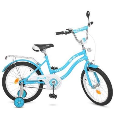Детский двухколесный велосипед L1694 Profi Star 16 дюймов