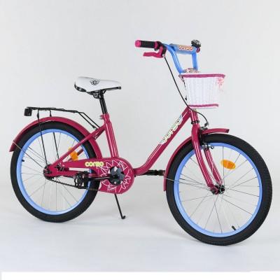 Детский двухколесный велосипед Corso 2010 20 дюймов