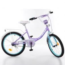 Детский двухколесный велосипед Y2015 Profi Princess 20 дюймов