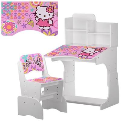 Детская парта W 2071-48-1 Hello Kitty