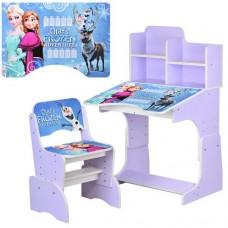 Детская парта B 2071-69-4 Frozen
