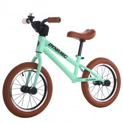 Детский беговел BALANCE TILLY Dynamic T-212519 Green 14 дюймов (надувные колеса)
