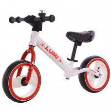 Детский беговел BALANCE TILLY Lumi T-212521 White 12 дюймов (светящиеся колеса)